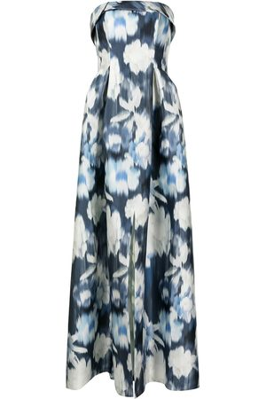 Sachin & Babi Brielle floral ikat print dress