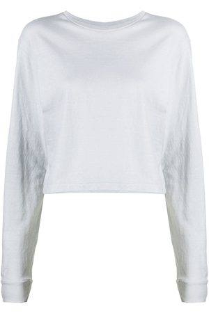JOHN ELLIOTT Recycled cotton long-sleeved T-shirt