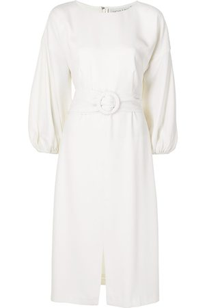 Sachin & Babi Annie belted shirt dress