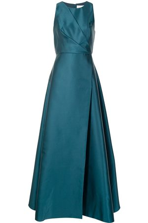 Sachin & Babi Jesse ruched gown
