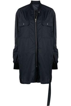 Rick Owens Front-zip bomber jacket