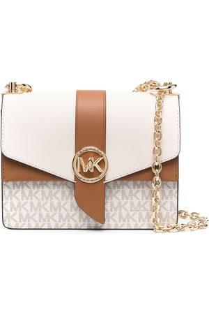 Michael Kors Women Shoulder Bags - Greenwich shoulder bag - Neutrals