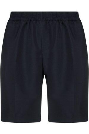 Harmony Wool-mohair blend shorts