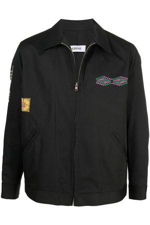 ADISH Embroidered bomber jacket