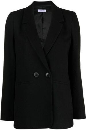 ANINE BING Women Blazers - Kaia double-breasted blazer
