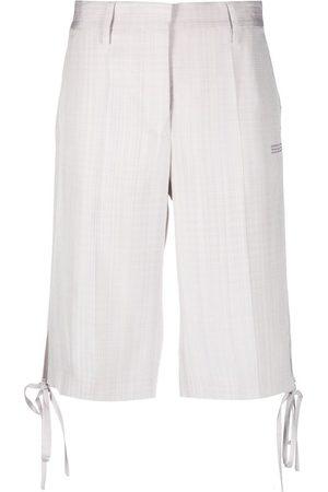 OFF-WHITE Women Midi Skirts - Knee-length shorts