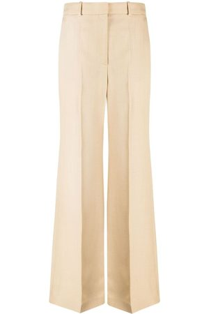 Joseph Women Wide Leg Pants - Morissey wide-leg trousers - Neutrals