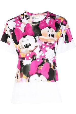 Comme des Garçons Minnie Mouse print cotton T-shirt