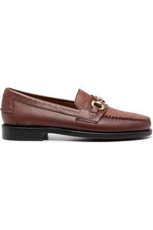 SEBAGO Joe chain-embellished loafers
