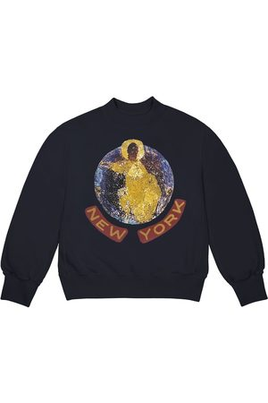 Kanye West Jesus is king' New York crew neck sweatshirt