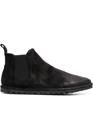 MARSÈLL Beatles suede ankle boots