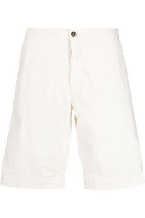 Incotex Knee-length bermuda shorts - Neutrals