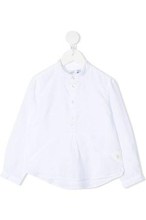 KNOT Tunic linen shirt