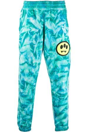 BARROW Sweatpants - Tie dye-print slim-fit track pants