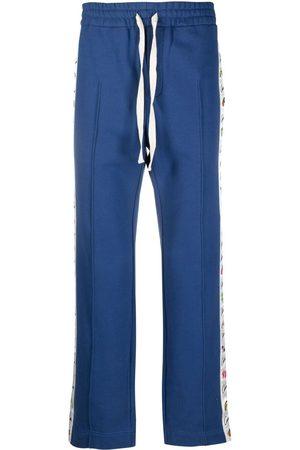 Casablanca Side-stripe track trousers