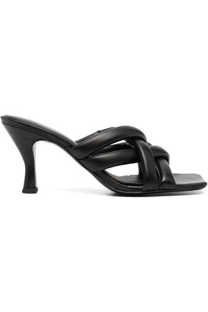 Ash Mina leather sandals
