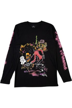 The Weeknd Ready Made Blinding Lights L/S T-shirt