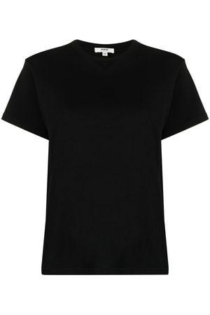 AGOLDE Short-sleeved supima cotton T-shirt