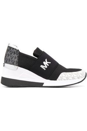 Michael Kors Felix logo sneakers
