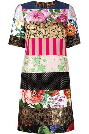 Dolce & Gabbana Multi-panel design dress