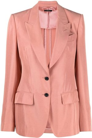 Tom Ford Women Blazers - Single-breasted tailored blazer