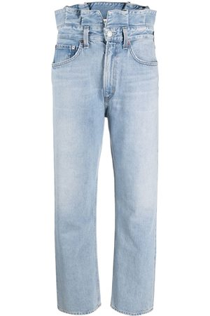 AGOLDE Women Straight - Straight-leg organic cotton jeans