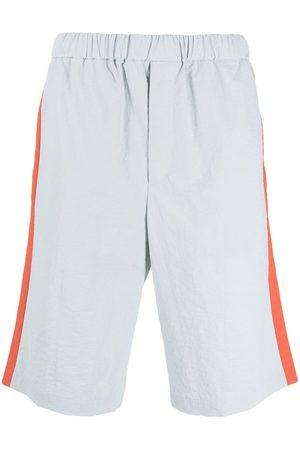 Kenzo Sport panelled track shorts - Grey