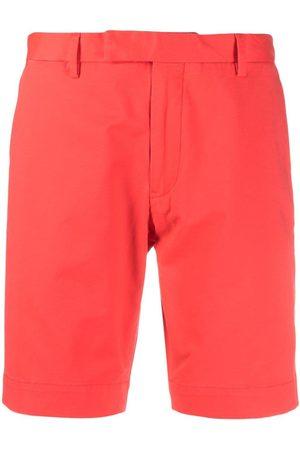 Polo Ralph Lauren Men Bermudas - Concealed-front fastening shorts