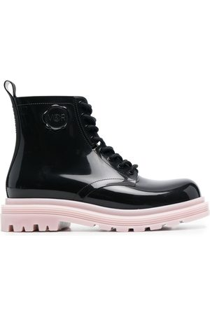 Viktor & Rolf High-shine ankle boots