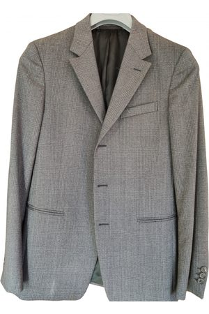 Miu Miu Anthracite Cotton Jackets