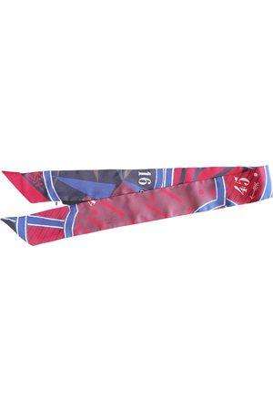Hermès Twilly 86 Silk Scarf for Women