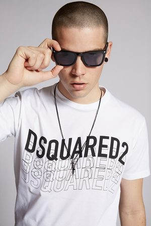 Dsquared2 Men Short Sleeve - Men Short sleeve t-shirt