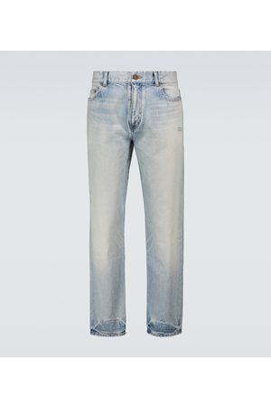 Saint Laurent Men Straight - Carrot-fit jeans