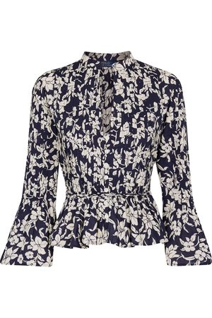 Polo Ralph Lauren Floral cotton blouse