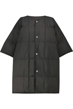 Jil Sander Quilted down cape