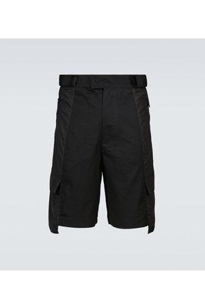 A-cold-wall* Strata cargo shorts