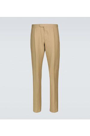 CARUSO Linen pants