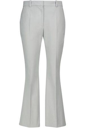 Joseph Teller high-rise flared pants