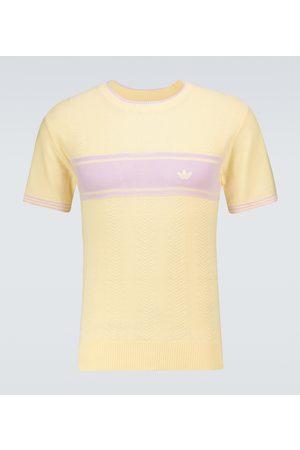 adidas X Wales Bonner knitted T-shirt