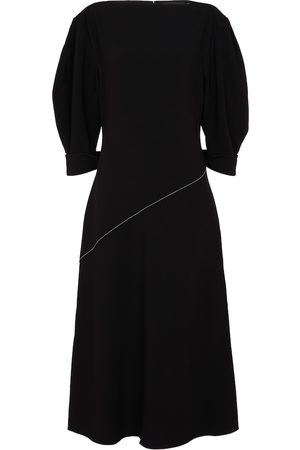 Proenza Schouler Crêpe midi dress