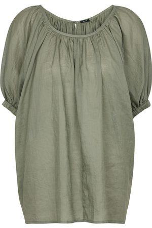Joseph Braidy ramie blouse