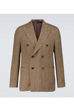 CARUSO Aida double-breasted blazer