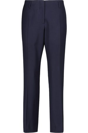 DRIES VAN NOTEN Mid-rise straight pants