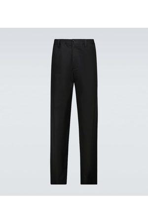 Marni Straight-fit cotton pants