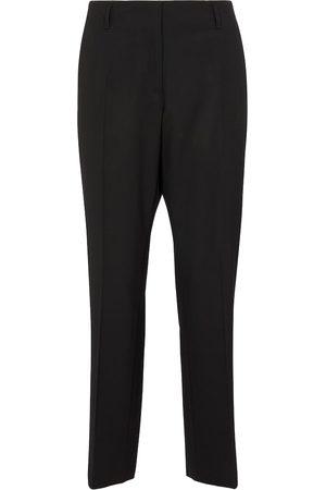 DRIES VAN NOTEN Mid-rise straight pants