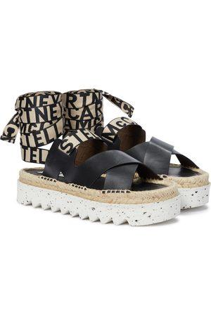 Stella McCartney Gaia platform espadrille sandals