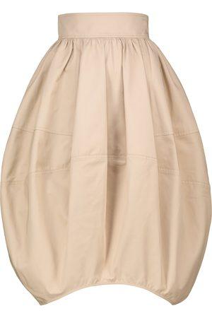J.W.Anderson Cotton balloon skirt