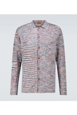 Missoni Long-sleeved striped shirt