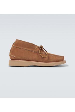 YUKETEN All Handsewn Maine Guide Chukka shoes