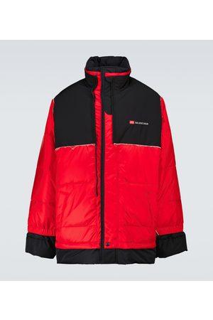 Balenciaga Puffer jacket with logo